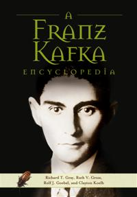 A Franz Kafka Encyclopedia cover image
