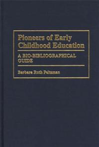 Pioneers of Early Childhood Education cover image