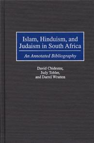 Islam, Hinduism, and Judaism in South Africa cover image