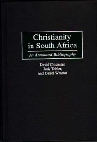 Christianity in South Africa cover image