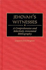 Jehovah's Witnesses cover image
