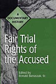 Fair Trial Rights of the Accused cover image