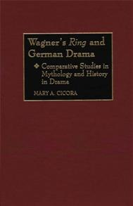Wagner's Ring and German Drama cover image