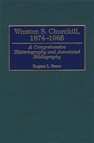 Winston S. Churchill, 1874-1965 cover image