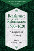 Cover image for Renaissance and Reformation, 1500-1620