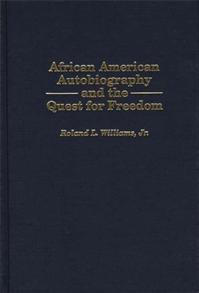 African American Autobiography and the Quest for Freedom cover image