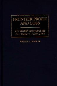 Frontier Profit and Loss cover image