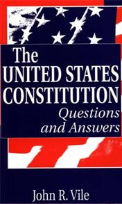 The United States Constitution cover image