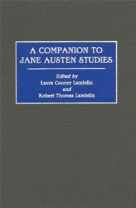 A Companion to Jane Austen Studies cover image