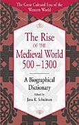 The Rise of the Medieval World 500-1300 cover image