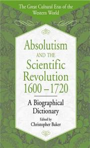 Absolutism and the Scientific Revolution, 1600-1720 cover image