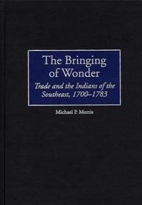 The Bringing of Wonder cover image