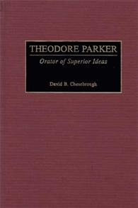 Theodore Parker cover image