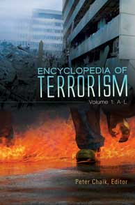 Encyclopedia of Terrorism cover image