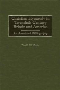 Christian Hymnody in Twentieth-Century Britain and America cover image