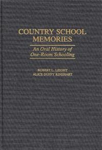 Country School Memories cover image