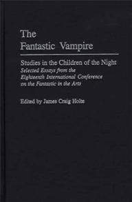 The Fantastic Vampire cover image