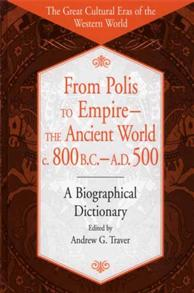 From Polis to Empire--The Ancient World, c. 800 B.C. - A.D. 500 cover image