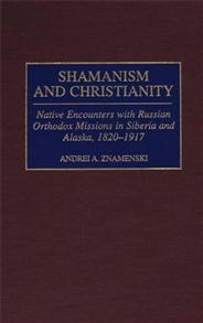 Shamanism and Christianity cover image