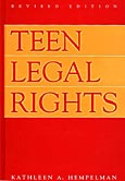 Teen Legal Rights, 2nd Edition cover image