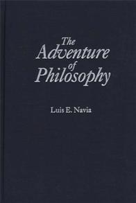 The Adventure of Philosophy cover image