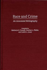 Race and Crime cover image
