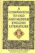 Cover image for A Companion to Old and Middle English Literature