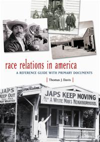 Race Relations in America cover image