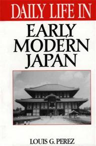 Daily Life in Early Modern Japan cover image