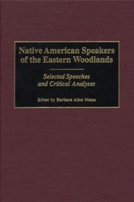 Native American Speakers of the Eastern Woodlands cover image