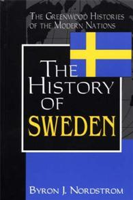 The History of Sweden cover image