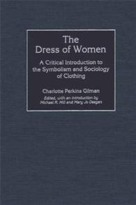 The Dress of Women cover image