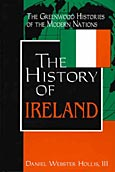 The History of Ireland cover image