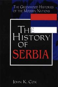 The History of Serbia cover image