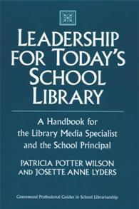 Leadership for Today's School Library cover image