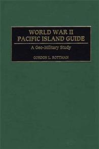 World War II Pacific Island Guide cover image