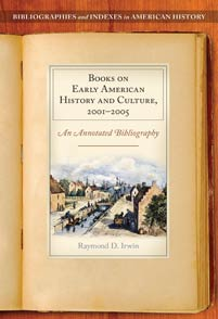 Books on Early American History and Culture, 2001–2005 cover image