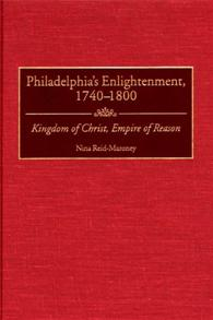 Philadelphia's Enlightenment, 1740-1800 cover image