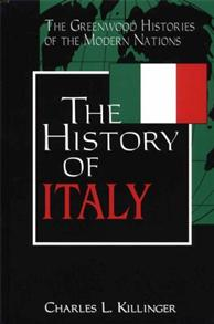 The History of Italy cover image