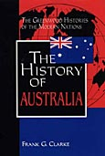 The History of Australia cover image