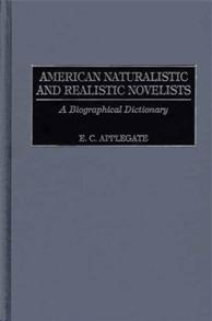 American Naturalistic and Realistic Novelists cover image