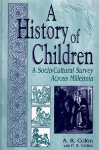A History of Children cover image