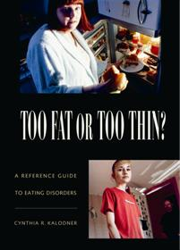 Too Fat or Too Thin? cover image