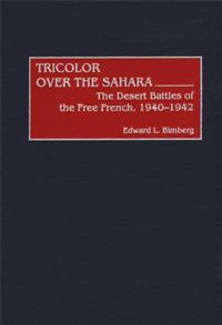 Tricolor Over the Sahara cover image