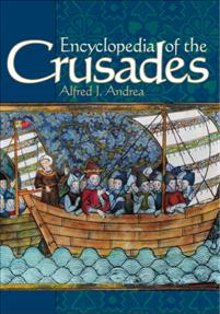 Encyclopedia of the Crusades cover image