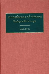 Antisthenes of Athens cover image