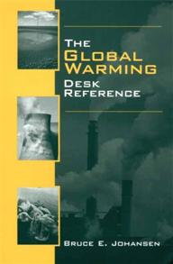 The Global Warming Desk Reference cover image