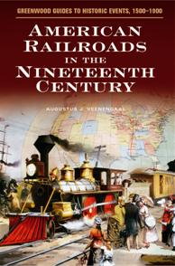 American Railroads in the Nineteenth Century cover image