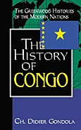 Cover image for The History of Congo