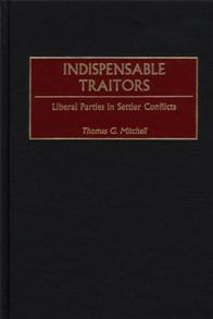 Indispensable Traitors cover image